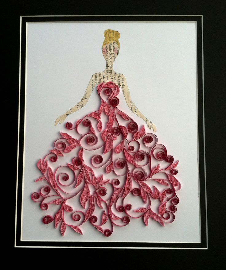 Pin by Retro Dolly on Paper Quilling | Pinterest