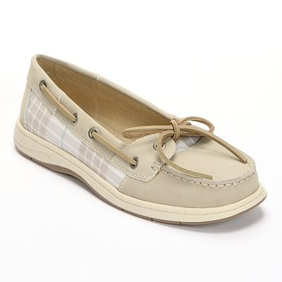 35.99 Croft and Barrow Boat Shoes - Women