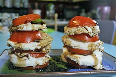 Quick Fix: Salad Caprese | Great Bites | Pinterest