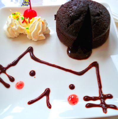 Cute Maid Cafe Food