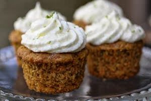 ... Mum's Kitchen: Carrot Cake Cupcakes with Mascarpone Lime Frosting