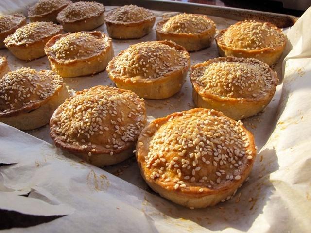 Tilly's Pastelles | Recipe