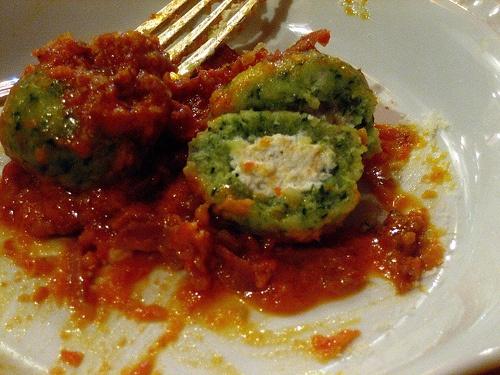 Spinach Gnocchi | Food Wonderful Food | Pinterest