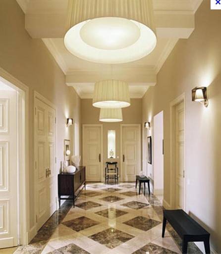High ceiling hallway my dream home pinterest for High ceiling entryway