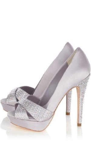 Karen Millen Limited Edition Crystal Peep : Limited Editions