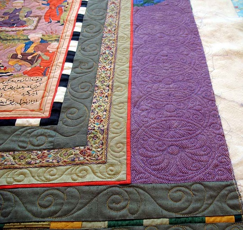 Hand Quilting Border Designs : Borders Quilty Things Pinterest