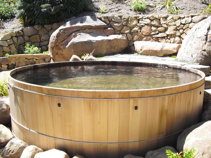 how to build a custom hot tub