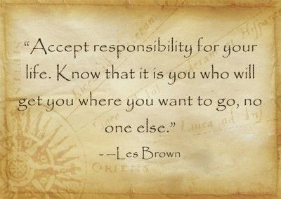 inspirational quote les brown everyday inspirations