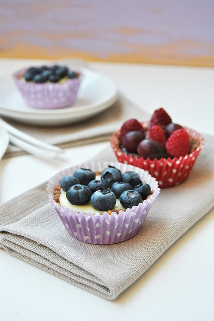 Chocolate and Fruit Tartelettes | Sweets, Goodies & Desserts | Pinter ...