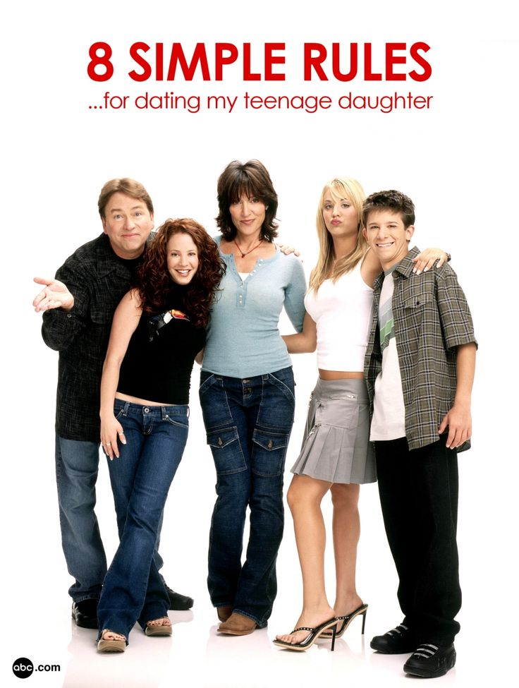 8 simple rules for dating my teenage daughter bruce cameron 4
