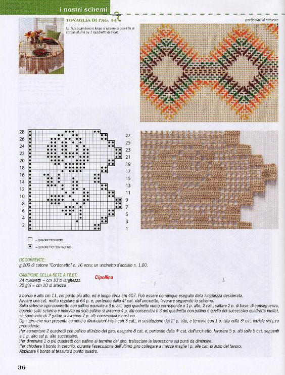 Barrado Para Toalha   Vagonite / Swedish Weaving /Ponto Oitinho   Pi