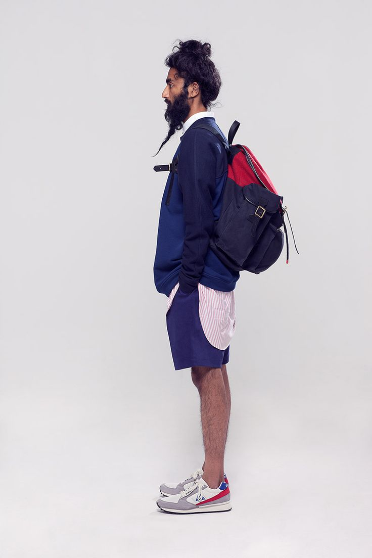 Men's AW14 Sports Luxe Style