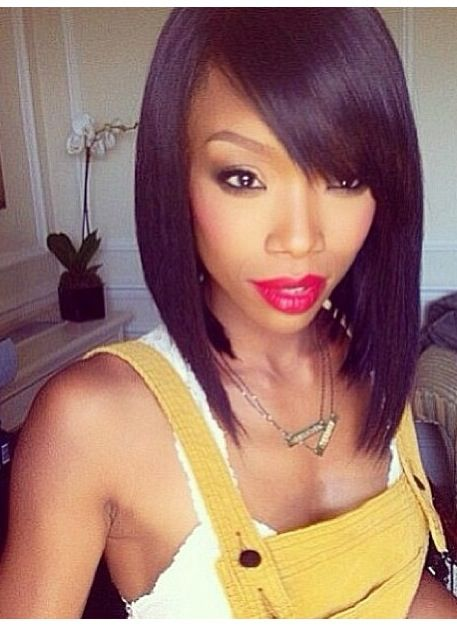 Love this edgy bob! | Hair Love! | Pinterest