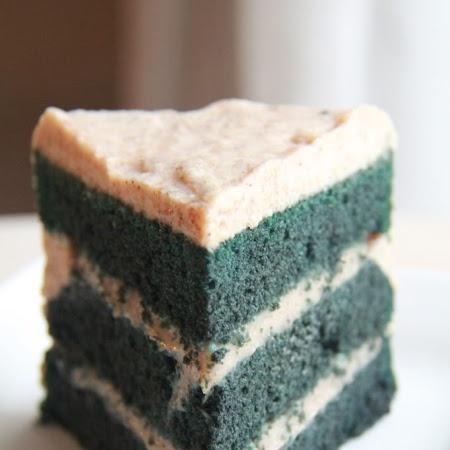 green velvet cake. | Cake Walk | Pinterest