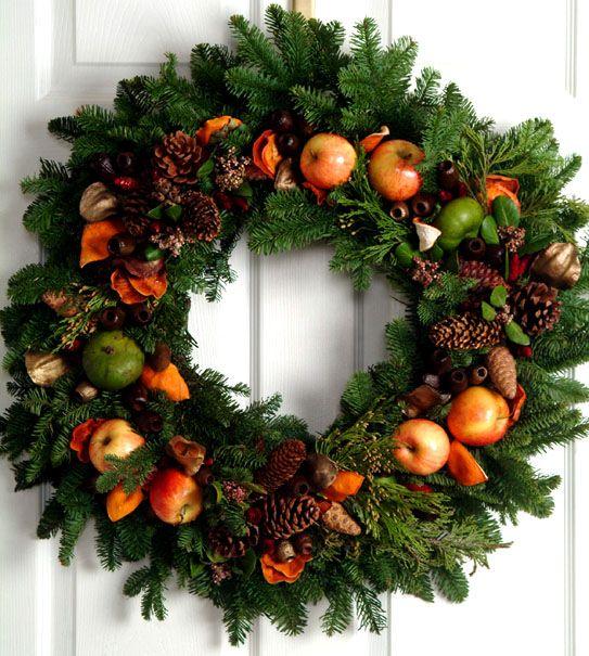 Christmas Wreath Rings