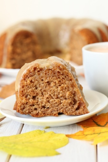 Whole Grain Applesauce Spice Cake | Just Trying to Stay Healthy | Pin ...