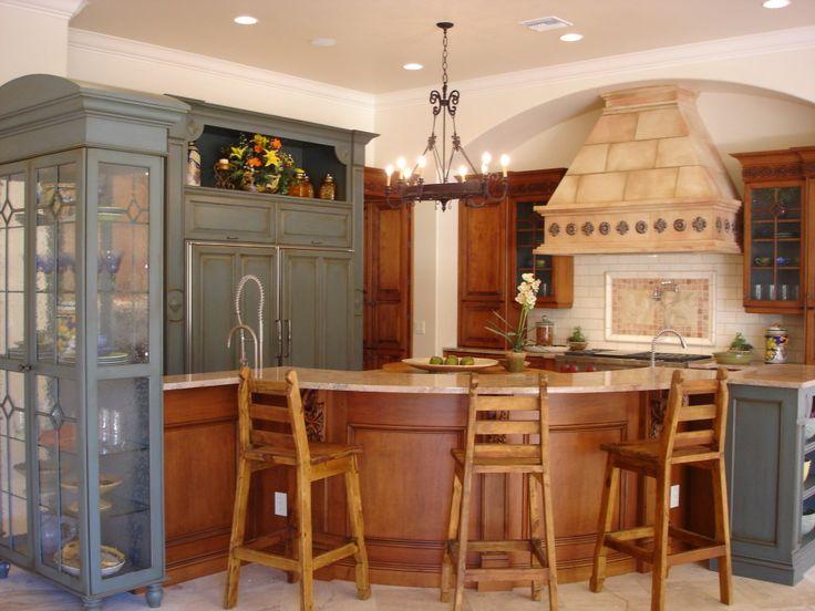 spanish style kitchen designs kitchen design ideas