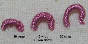 Stitch Instructions