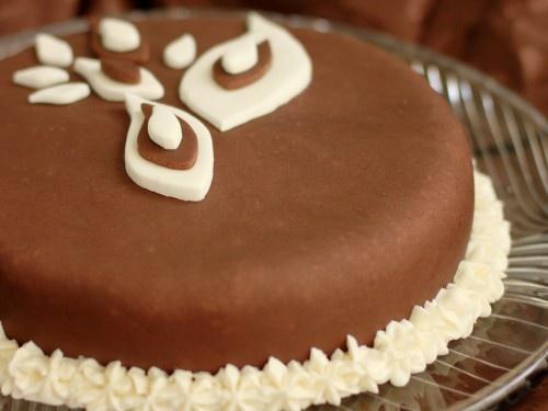 chocolate marshmallow fondant recipes for cakes