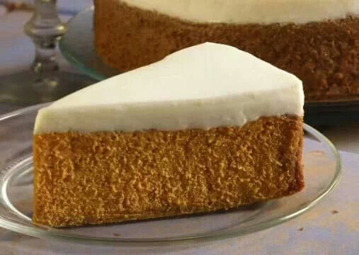 Sweet potato cheesecake | Yums Yums | Pinterest