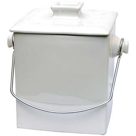 10 compact kitchen compost bins