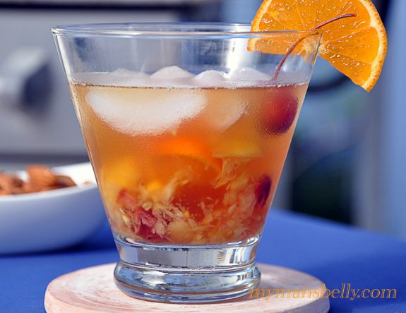 The Classic Old Fashioned Revisited Ingredients 1 Sugar Cube or 1 ...