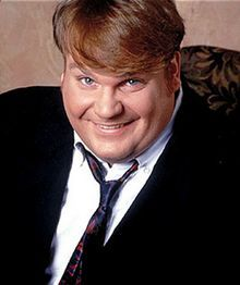 Chris Farley  February 15, 1964 - December 18, 1997  He had so much going for him