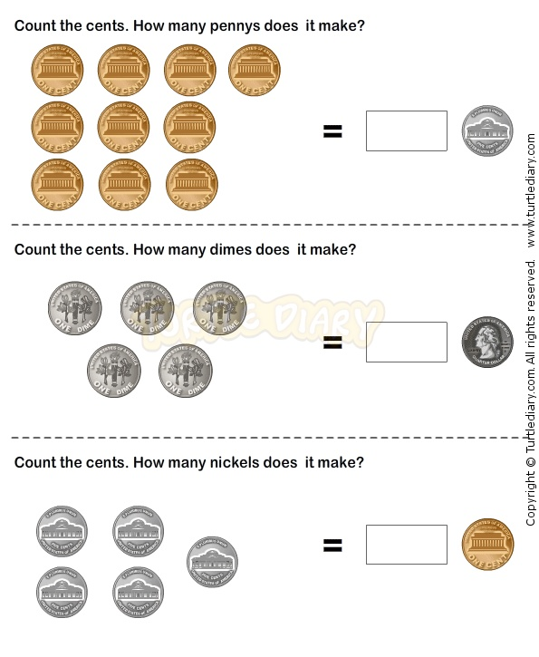 Similiar Coin Pictures For Kindergarten Keywords