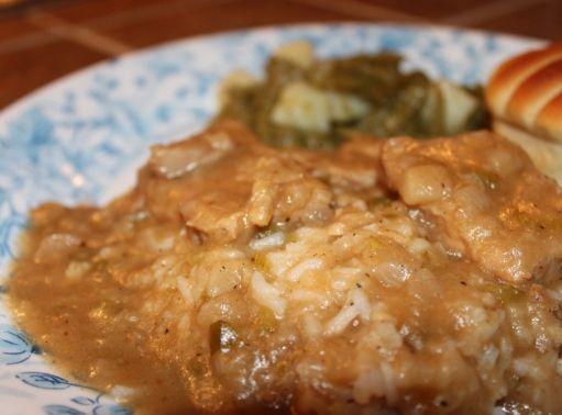 Pork Chop and Turnip Stew