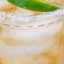 Rangpur Lime Margarita | yummy | Pinterest