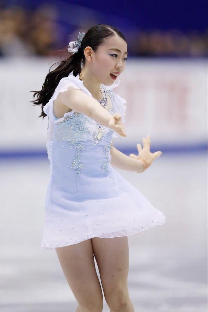 紀平 梨花 かわいい 写真