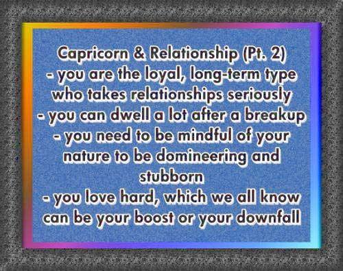 Capricorn Horoscope Pe...