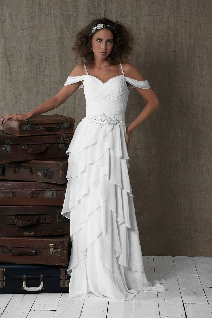Pin by gemmie designs on wedding dress inspiration pinterest for Bridesmaid dresses for beach wedding theme