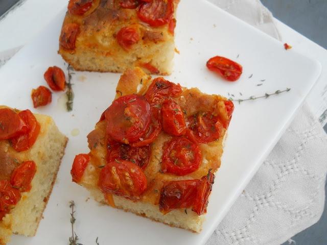 Roasted tomato bread | Breads | Pinterest