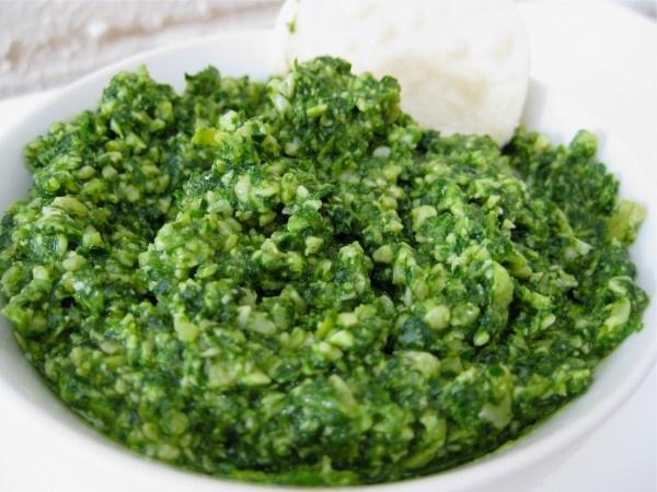 Vegan Basil Pesto | Yummy | Pinterest