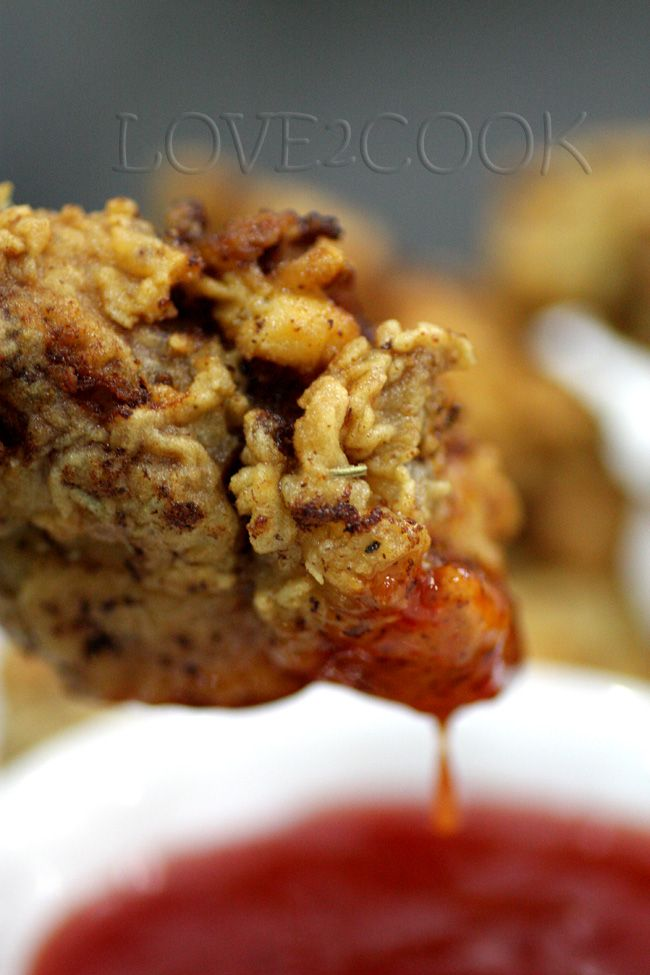 Buttermilk Fried Chicken Wings | FOOD!!! | Pinterest