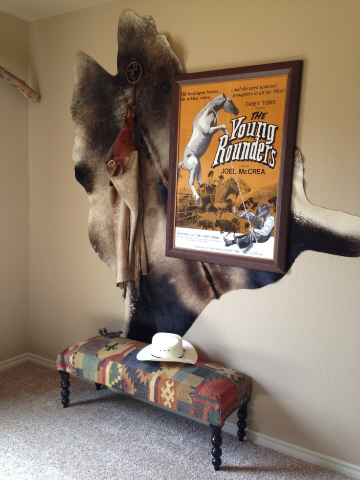 Cowboy Bedroom Cowboy Bedroom Pinterest