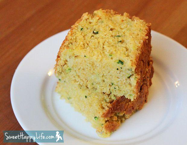 Zucchini Cornbread | Recipe