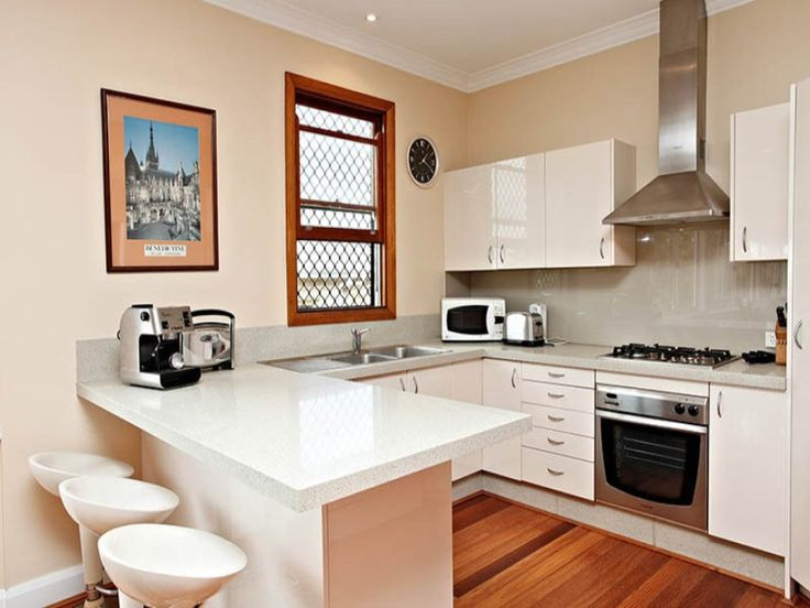 Narrow u shaped kitchen designs u shaped kitchen designs for Narrow kitchen ideas home