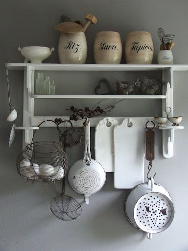 Brocante Keuken Pinterest : Vintage Kitchen