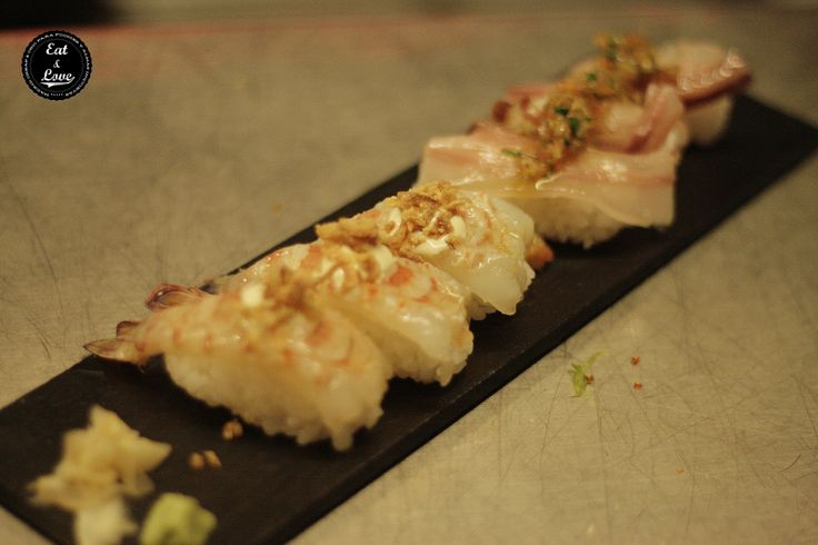 Nakeima - Nigiri ibérico, restaurante street food Madrid