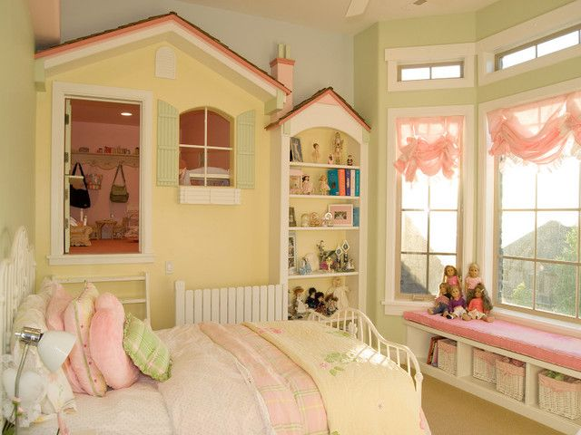 elevated playhouse in the bedroom home ideas pinterest