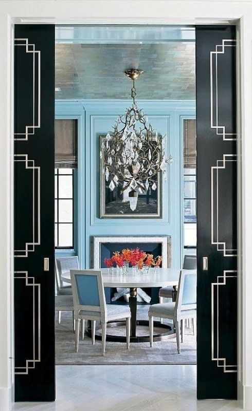 Tiffany blue dining room colors and ideas pinterest for Makeup by tiffany d dining room