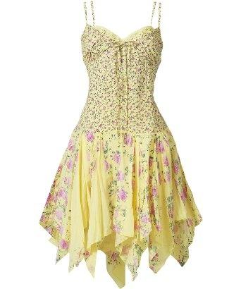 I love this summer dress