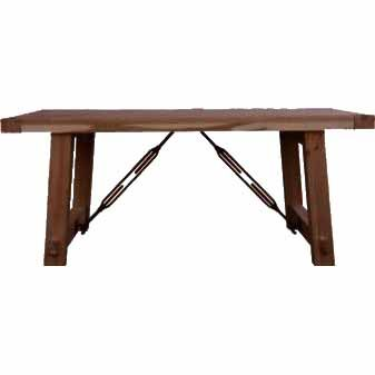 Yukon Turnbuckle Dining Table Tables Tables Tables