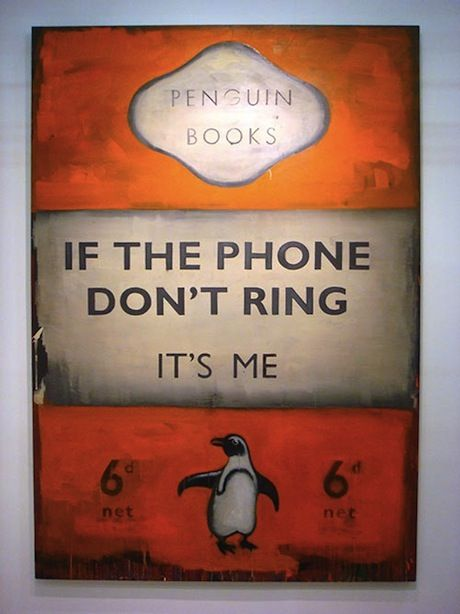 IF THE PHONE DON'T RING...
