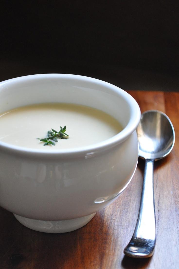 44-Clove Garlic Soup by @Gloria Mladineo Mladineo - The Ginger Snap ...