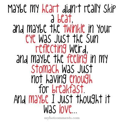 crushes...