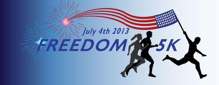 july 4th 5k races