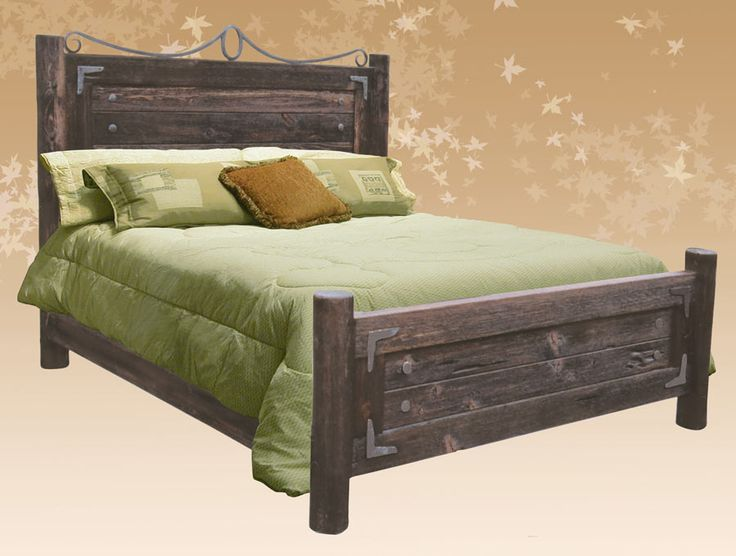 Spanish bed spanish style home pinterest for Spanish style bed